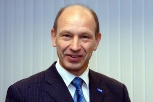 Norbert Meyer ist bei der BASF für den Bereich Recruiting Hochschulabsolventen zuständig. Foto: privat