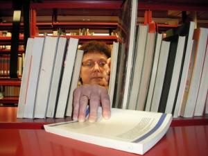 Manchmal tauchen vermisste Bücher schnell wieder auf
