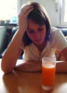 Von jetzt an nur noch Möhrensaft trinken? Foto: Barbara Wolfart
