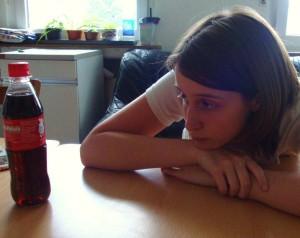 Cola schmeckt doch so lecker! Foto: Barbara Wolfart