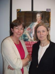 Gender_Suzan van Dijk und Lieselotte Steinbrügge (v.l.)
