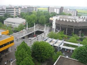 Womit könnte die TU Dortmund werben?