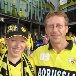 (47 Jahre, Verkäuferin) und Udo Patowski (48, kaufmännischer Angestellter)
