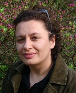 Foto: Iranische Studentin an der Universität TU- Dortmund Ramesh Kiani