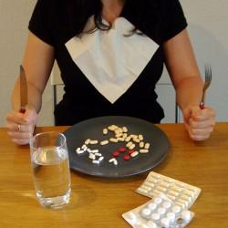 3 Seiten Nebenwirkungen sprechen für sich. Foto: Birgit Kirschner