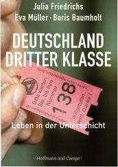 Das Buch zeigt: Wer in der Hartz IV-Falle sitzt, hat es schwer wieder heraus zu kommen. Foto: Verlag