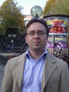 Der Politikwissenschaftler Oliver Meier findet, dass Deutschland sich stärker für die atomare Abrüstung einsetzen muss.