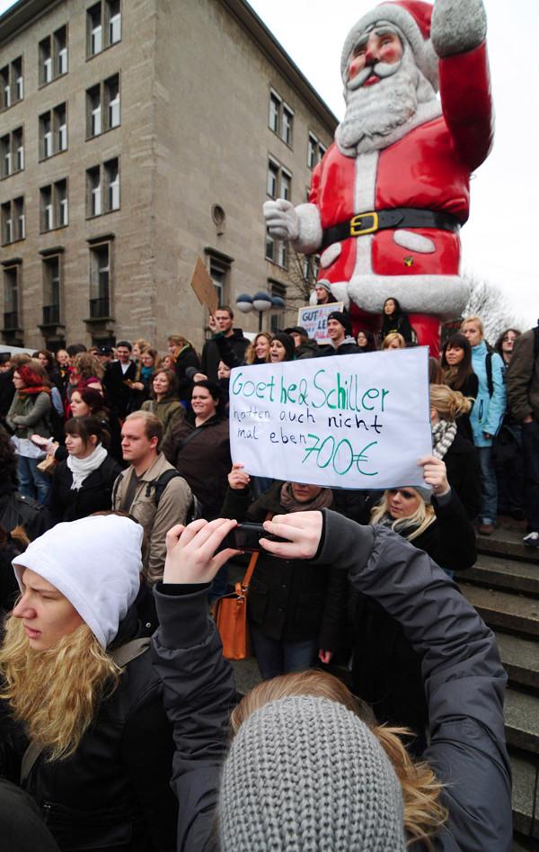 Literarischer Protest