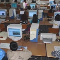 Informatik an der Schule - da muss noch mehr passieren. Foto: Dieter Schutz/Pixelio