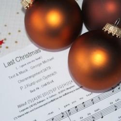 Last Christmas - seit 12 Jahren Dauerbrenner in den Weihnachtscharts