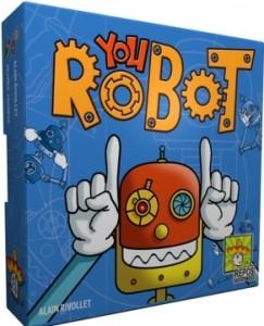 You Robot - Wenige Worte, mehr Bewegung / Foto: Repos Production