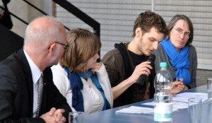 AStA, Rektor und KffB führten eine knotroverse Debatte