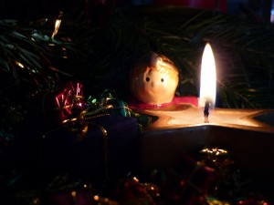 Wirkungsvoller als die Bestellung bei Amazon oder dem Weihnachtsmann: der Wunschzettel ans Christkind.