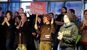 Dortmunder Studenten im Senat ausgebremst