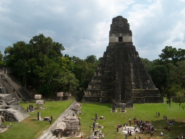 Beeindruckende Architekten und Astrologen: Das Maya Volk