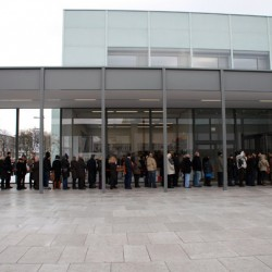 Hunderte neugierige kamen am Eröffnungswochenende (Fotos: Lasse Otterbeck)