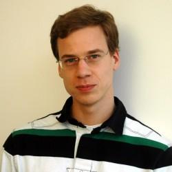 Georg Buscher vom DFKI; Foto: Marc Patzwald