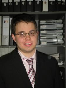 Der Statistiker Dominik Wied ist der jüngste Doktor in NRW. Foto: Martina Vogt