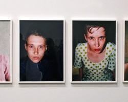 Selbstportraits von Grit Hachmeister