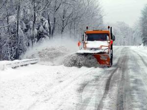 """Der Winterdienst hat ein arbeitsreiches Wochenende vor sich. Foto: """"Straßen.NRW"""""""