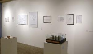 Ausstellung Ulrich Rückriem, Foto Thorsten Koch