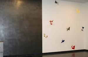 Ulrich Rückriem - Ausstellung an der RUB