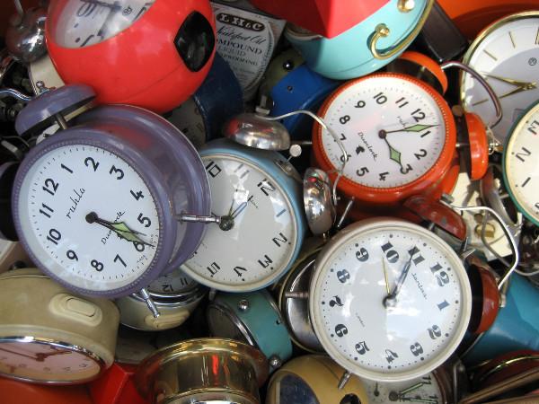 Je später es wird, desto größer ist der Druck zu schlafen. Foto: '© Renate Franke / PIXELIO'
