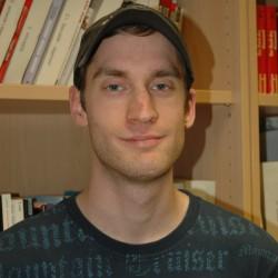 Christian war zwei Jahre lang Referent; Foto: Marc Patzwald