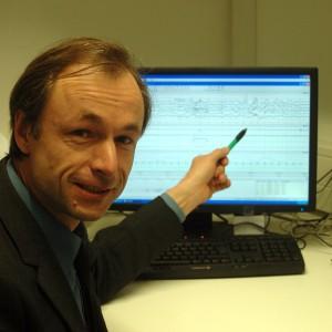 Schlafexperte Dr. Tilmann Müller vom Universitätsklinikum Münster. Foto: Marc Patzwald