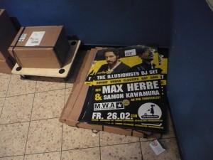 """Immer wieder gelingt es den Betreibern des """"Untergrunds"""" große Gigs an Land zu ziehen. Foto: Julia Kämpken"""