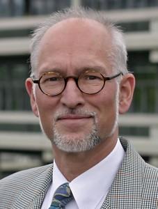 Elmar Weiler, Rektor der RUB