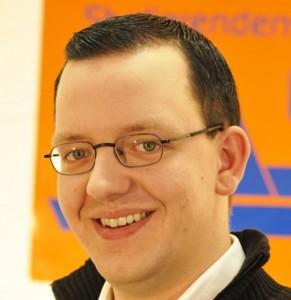 Jan Bauer, stellvertretender Asta-Chef UDE