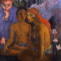 """Ein Klassiker der Moderne: Paul Gauguins """"Barbarische Erzählungen"""", 1902."""