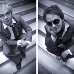 Christian Bigos und Nico Schreiber freuen sich auf Campus Total Fotos: Rondoprinz