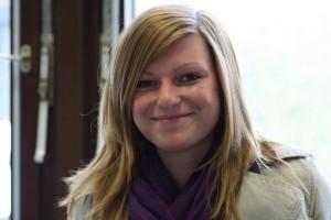 Mareike Zehender (Anglistik, 4. Semester) Foto: Elisabeth Thobe