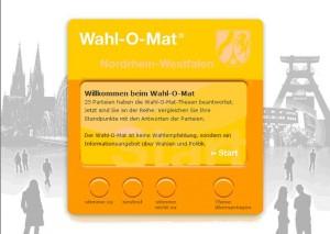 38 Klicks zum Aha-Erlebnis: Das bietet der Wahl-O-Mat zur NRW-Landtagswahl