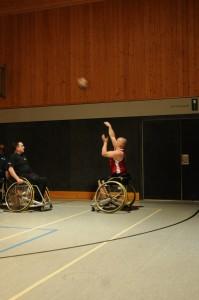 Rollstuhlbasketball: Blut, Schweiß und Tränen