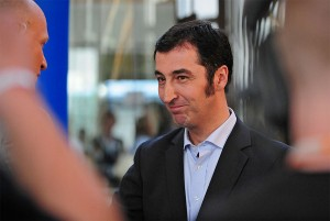 Bundes-Grünen-Vorsitzender Cem Özdemir