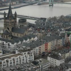 Köln - in ein paar Jahrzehnten vielleicht eine Elektroautostadt?