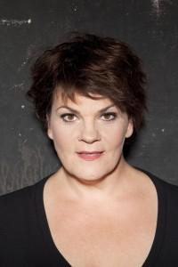 Gayle Tufts ist Amerikanerin, wohnt in Berlin und ist richtig gut in dem, was sie auf der Bühne macht. Foto: Tom Wagner