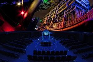 tempus.ruhr feiert im Bochumer Planetarium seine Uraufführung