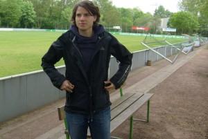 Annike Krahn, eine ganz normale Studentin mit Weltkarriere