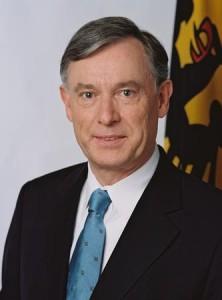 Horst Köhler: Er ist dann mal weg