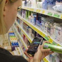 """""""Codecheck"""" ist im Supermarkt eine gute Hilfe.  Foto:S.Zoche"""