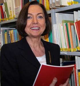 Margret Wintermantel, Präsidentin der Hochschulrektorenkonferenz. Foto: Fiegel
