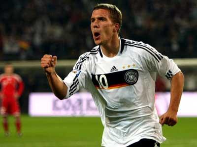 Nicht nur ganz Deutschland hofft darauf, dass Poldi wieder jubelt.  Foto: dfb.de