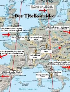 """Der deutsche """"Titelkorridor"""". Grafik: Jannik Sorgatz"""