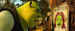 Shrek staunt nicht schlecht. Er ist kaum wiederzuerkennen. Bild: Paramount Pictures