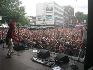 Nach wie vor sollen unkonventionelle Bands kommen. Keine Superstars. Foto: Bochum Total Archiv.