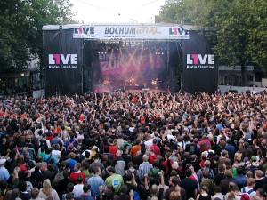 Bochum Total: Von einer Schnapsidee zum größten Open-Air-Festival Europas.
